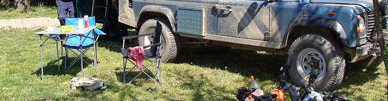 car camping image